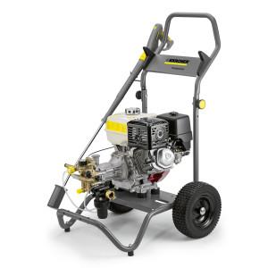 Idropulitrice con motore a scoppio acqua fredda e acqua calda. Perchè sceglierla? come funziona? vantaggi?  HD 6 15 G Classic